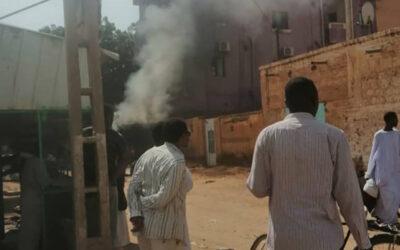 أحداث دموية بكسلا وقتل وجرح مواطنين وحرق فندق