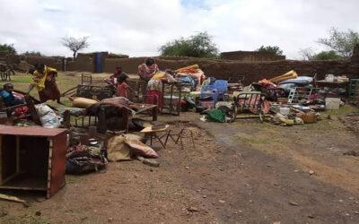 شمال دارفور: تؤكد وقوفها مع متضرري سيول كبكابية