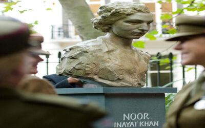 تكريم أول بطلة حرب مسلمة من أجل بريطانيا