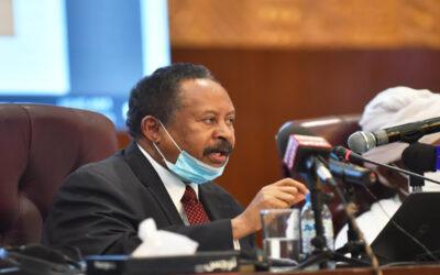حمدوك: أي فشل في أداء الحكومة يتحمل مسؤوليته كل الشركاء