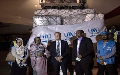 دعم عاجل من الامم المتحدة للمتأثرين بالفيضانات بالبلاد
