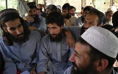 إستئناف إطلاق سراح سجناء طالبان