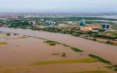 النيل يواصل ارتفاعه في الخرطوم وشندي و ينخفض في وارد (الديم)