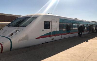 السكة حديد : إستئناف رحلات قطار الخرطوم المحلي