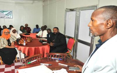 دورة تدريبية حول صحافة الموبايل في وقت الكوارث بالخرطوم