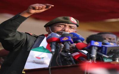 عبدالفتاح البرهان يعلن عن قيام إحتفالا رسميا لتكريم صناع السلام