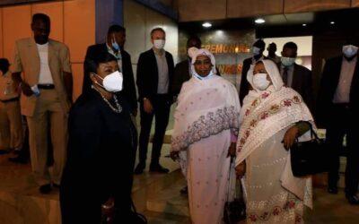 فاتو بنسودا: حقبة جديدة من التعاون بين مكتبي والسودان