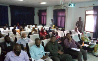 بورتسودان: ورشة لمجلس السكان الولائي عن أثر الاعلام في التوعية بكورونا