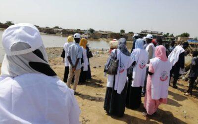 التامين الصحي بولاية شمال دارفور ينظم حملة لإزالة آثار الخريف