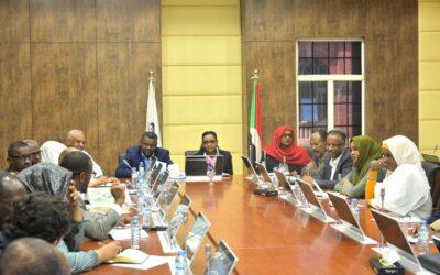 الحكومة تعد المصفوفة التمهيدية لمشاريع السلام التنموية