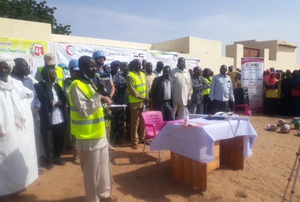 الصحة بشمال دارفور: تطلق حملة لإزالة آثار الخريف بمحلية طويلة