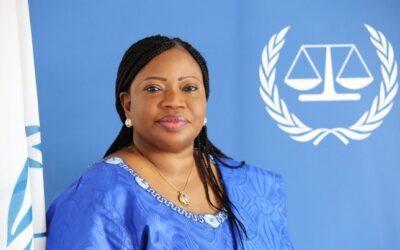 زيارة المدعية العامة للمحكمة الجنائية الدولية فاتو بنسودا في الخرطوم