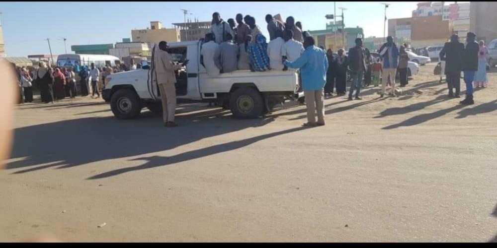تفاقم أزمة المواصلات في مدينة الفاشر بولاية شمال دارفور