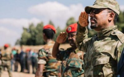 رئيس الوزراء الاثيوبي آبي أحمد: نتعقب قادة تيغراي الفارين