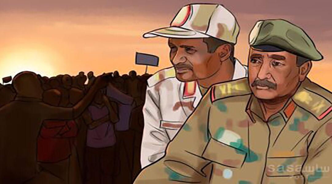 البرهان: إلى متى استنزاف قدرات الجيش السوداني؟!