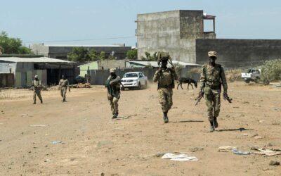 الجيش الإثيوبي يسيطر على مطار الحُمرا بمنطقة التيغراي