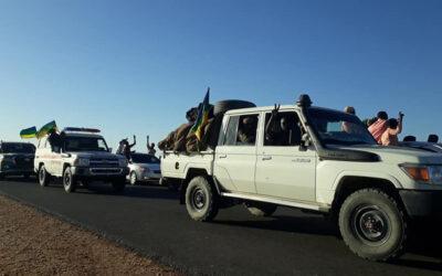 وصول قوات عسكرية كبيرة تابعة لـ مناوي الى مدينة الفاشر