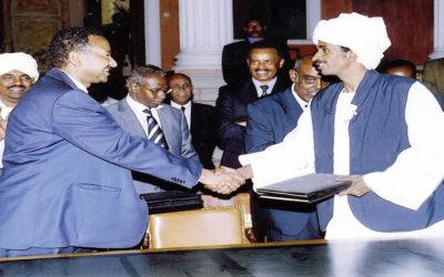 """شرق السودان """" ما بعد اتفاق أسمرا ثم اتفاق جوبا """""""