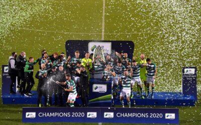 شامروك روفرز بطلًا لأيرلندا لأول مرة منذ 2011
