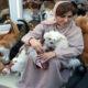 عُمانية تعيش مع 480 قطة و12 كلبا بسبب وفاءها