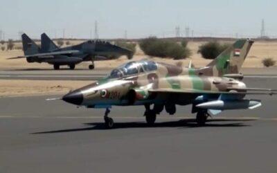 ختام تدريب نسور النيل (1) المشترك بين مصر والسودان