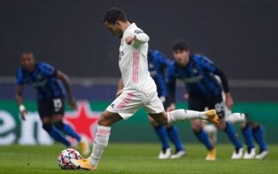 انتر ميلان يسقط في ارضه امام ريال مدريد