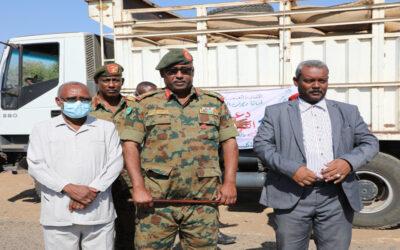 والي القضارف يؤكد دعم الولاية ومساندتها للقوات المسلحة