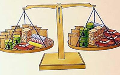 تراجع في الميزان التجاري وتراجع الصادرات بنسبة 28%