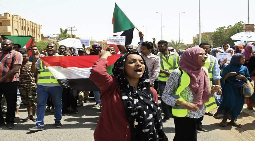 تورط ٧ من الجيش في أحداث ذكري فض الاعتصام