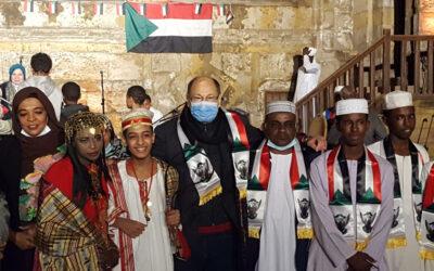 دنقلا للثقافة والتراث النوبي تشارك في الليلة السودانية المصرية بالقاهرة