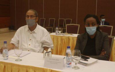 استئناف أعمال اللجنة لعليا لترسيم الحدود بين السودان وإثيوبيا