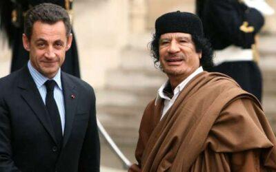 مطالبة بحبس الرئيس الفرنسي الأسبق نيكولا ساركوزي
