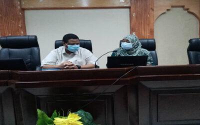 مدير عام صحة الجزيرة يؤكد جاهزية لجنة الطوارئ للتصدي لكورونا
