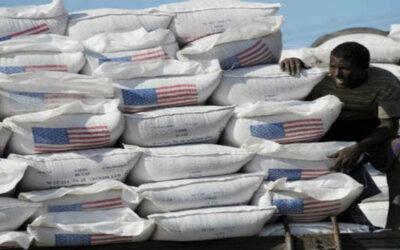 كيف كان القمح الاميركي ..شكلا من اشكال الاستعمار الجديد