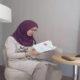 الكاتبة والشاعرة الجزائرية مسعودة مصباح في ضيافة سودان بوست