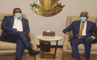 نائب رئيس الوزراء الإثيوبي يصل البلاد لاستئناف مباحثات الحدود