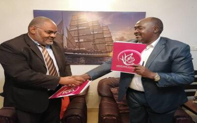 رئيس التحالف السوداني يوقع على مبادرة التسامح والسلام المجتمعي