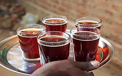 دراسة علمية طبية تحذر من مخاطر شرب الشاي ساخنا