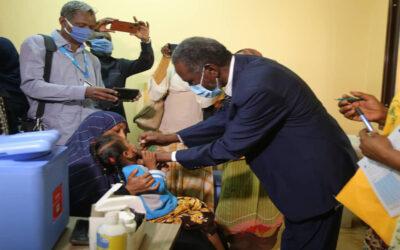 الصحة العالمية تناشد المواطنين للتجاوب مع فرق التحصين