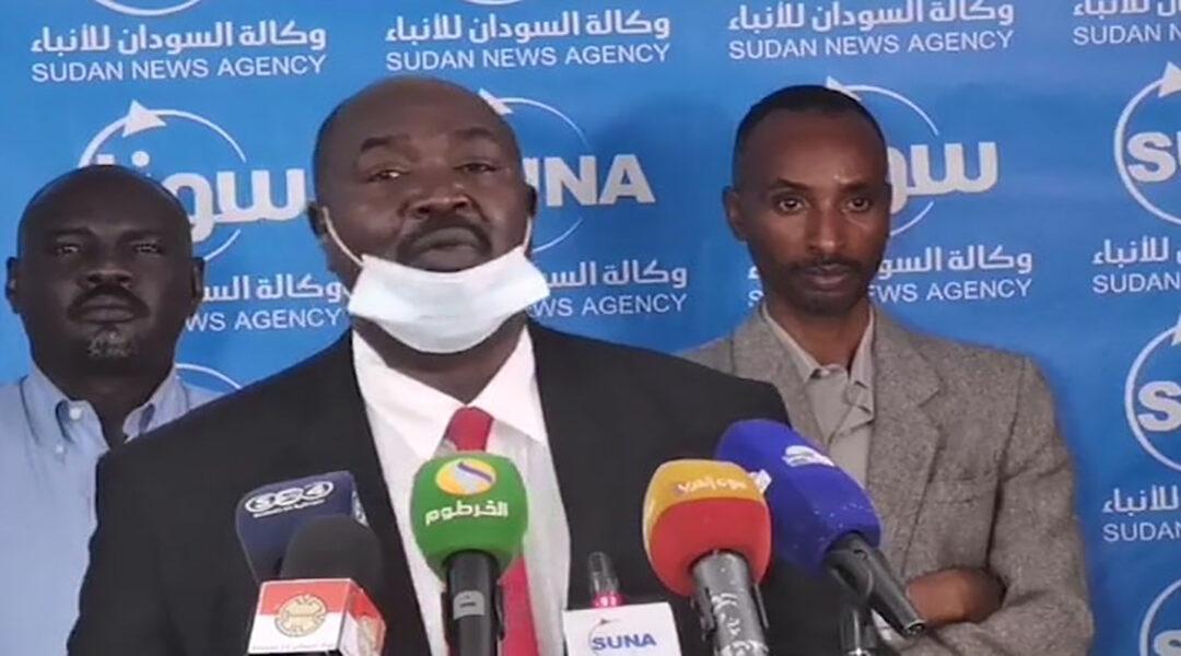 رئيس التحالف السوداني يلتقي بالسفير التشادي