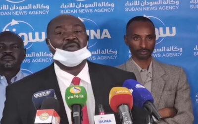 رئيس التحالف السوداني ينفي الصراعات القبلية بغرب دارفور