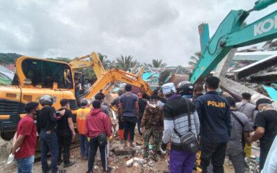 إندونيسيا: 34 قتيل جراء زلزال  بقوة 6.2 درجات