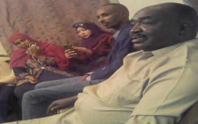 رئيس التحالف السوداني: يقر بتأخرهم كشركاء في انزال الإتفاقية لأرض الواقع