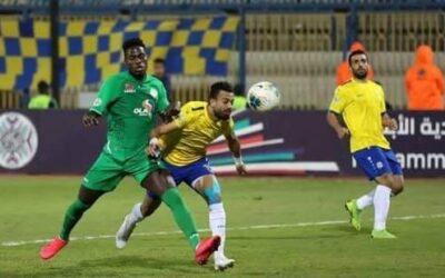 الإسماعيلي والرجاء في اياب نصف نهائي كأس محمد السادس