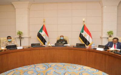 الإجتماع المشترك لمجلسي السيادة والوزراء يجيز موازنة ٢٠٢١م