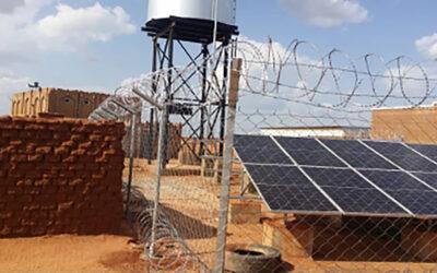 إكمال حفر وتشغيل 4 آبار بالطاقة الشمسية بولاية الجزيرة