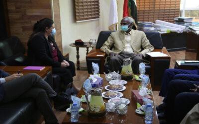 السودان يشرح موقفه للسفراء الأجانب عقب تعثر مفاوضات سد النهضة