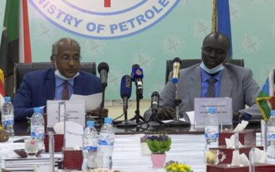 الطاقة :تبحث زيادة الإنتاج النفطي بدولة جنوب السودان