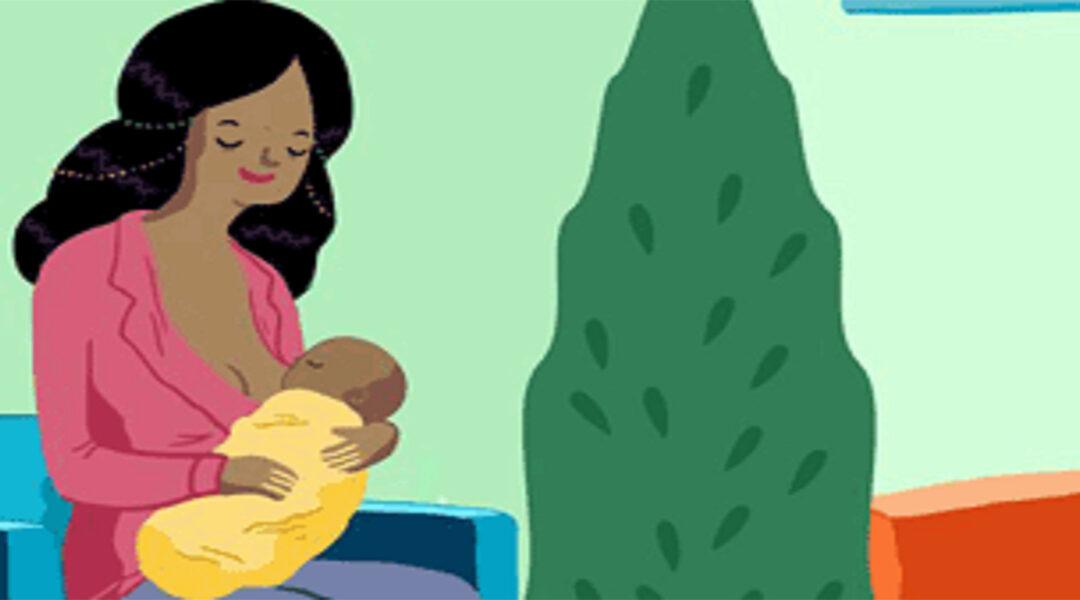 التغذية للام اثناء الرضاعة … بقلم: د.نجوان عبدالرزاق حمد الترس