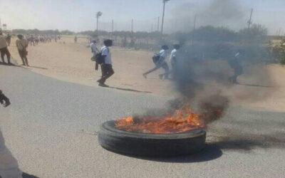 مظاهرات متفرقة تنتظم مدن أم روابة والرهد والابيض